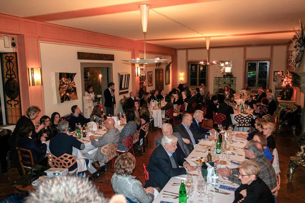 Le immagini della Cena del 30 novembre 2017