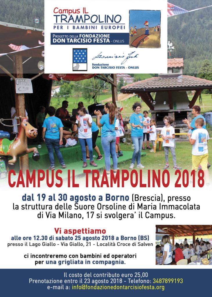 Campus il Trampolino 2018